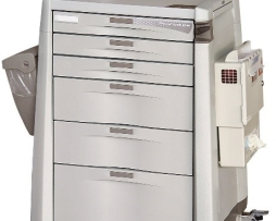 Capsa AM10MC-LCD-K-DR321 Avalo Series Procedure Cart