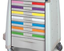 Capsa AM10MC-PEDCRASH Avalo Series Emergency Cart Pediatric