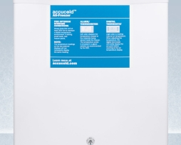 Summit FS24LMED2 Compact Medical Freezer