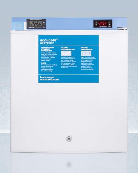 Summit FS24LMED2 Compact Medical Freezer