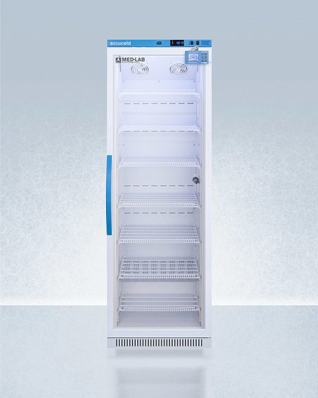 Summit ARG15MLDL2B Upright Laboratory Refrigerator