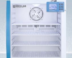 Summit ARG1MLDL2B Compact Laboratory Refrigerator