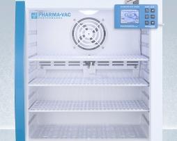 Summit ARG1PVDL2B Compact Vaccine Refrigerator