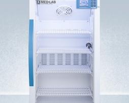 Summit ARG3MLDL2B Compact Laboratory Refrigerator