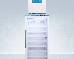 Summit ARG8PV-FS24LSTACKMED2 Vaccine Refrigerator Freezer