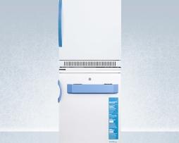 Summit ARS6PV-VT65MLSTACKMED2 Vaccine Refrigerator Freezer