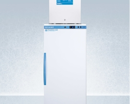 Summit ARS8PV-FS24LSTACKMED2 Vaccine Refrigerator Freezer