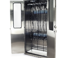 Harloff SCSS8044DRDP SureDry 16 Scope Drying Stainless Cabinet